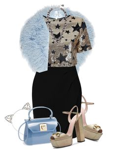 """Chanel #5"" by samhoran95 on Polyvore featuring moda, Gucci, River Island, L.K.Bennett, Glamorous, Furla, BCBGMAXAZRIA e ScreamQueens"