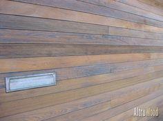 Cedar Siding contemporary
