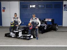 $63,000,000 million for a season's seat in Williams F1, slightly out my range....