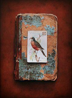 """Early Bird"", Egg Tempera on Panel, 16"" X 12"" - John Whalley"