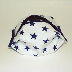 @stoffpunkt #wachstuch #necessaire #estrelas #azul #branco #personalizar #stars #blue #white #personalized