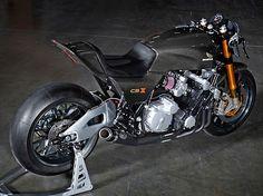 Honda CB-XXX by Nick O'Kane