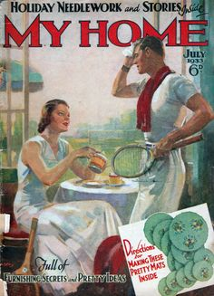 My Home magazine from July 1933