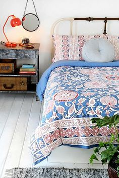 Magical Thinking Vayaa Duvet Cover - Urban Outfitters
