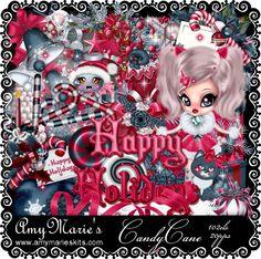 New Christmas Kits. Available at http://amymarieskits.com/store/