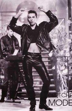 Depeche Mode Dave Gahan Rare Poster
