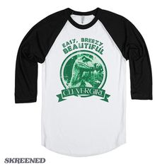 Hey, I found this really awesome Etsy listing at https://www.etsy.com/listing/213854456/clever-girl-jurassic-park-shirts-movie
