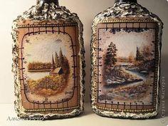 декорирование , имитация под кору дерева бутылок: 14 тыс изображений найдено в Яндекс.Картинках
