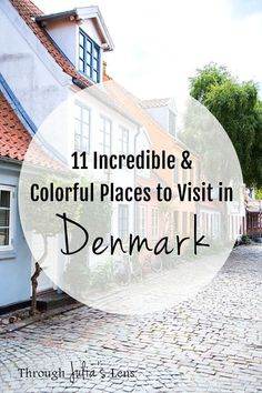 11 Incredible Places to Visit in Denmark You Need to Explore! - Copenhagen is an amazing city, but there's more to Denmark than Copenhagen! These are 11 incredib - Visit Denmark, Denmark Travel, Poland Travel, Norway Travel, Cool Places To Visit, Places To Travel, Places To Go, European Destination, European Travel