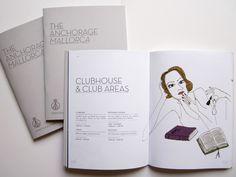 Illustrations for booklet Illustrazioni per libro