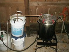 DIY Build your own Essential Oil Extractor Distiller