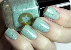 Sonnetarium Cucumber Salad | Swatched by The Nail Network.
