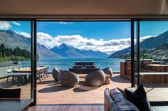 """New Zealand's priciest hotel suite, Eichardt's Private Hotel's ultra-luxury rooftop abode – aptly named """"The Penthouse"""". Commanding $10,000 per night for its sweeping 180º view over Queenstown's Lake Wakatipu, exquisite design and VIP service, The Penthouse is the prize jewel in the Eichardt's $6 million expansion, which also includes a new 200-seat restaurant and two …"""