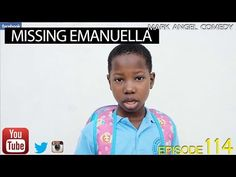 missing Emanuella- mark angel comedy { Episode 114 } Comedy Funny Videos, Watch Funny Videos, Comedy Skits, Watch Video, Very Funny Gif, The Funny, Philippines Culture, Popular Videos