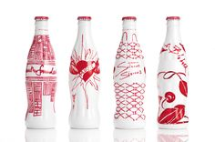 Great new #packaging #designs for #Coca-Cola PD