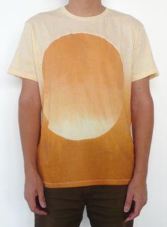 Correll Correll: Sun and Moon T-Shirt Moon Phases, Art Art, Tank Man, Tie Dye, Sun, Detail, Clothing, Mens Tops, T Shirt