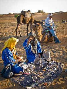 "Berbers in Morocco - ""Your culture can save your economy"" article by Sucheta Rawal, Team Florens winner"