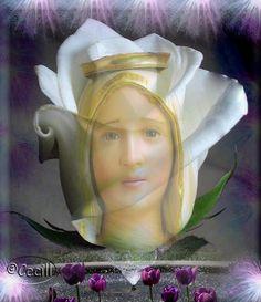 ® Blog Católico Gotitas Espirituales ®: VIRGEN DE FÁTIMA Pictures Of Jesus Christ, Spirituality, Blog, Saints, Prayer To God, Prayers, Spiritual, Blogging