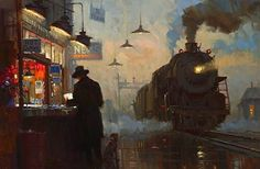 Homeward Bound by David Tutwiler