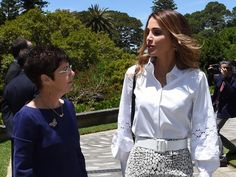 Queen Rania of Jordan on religion and the role of women in the Middle East | DailyTelegraph