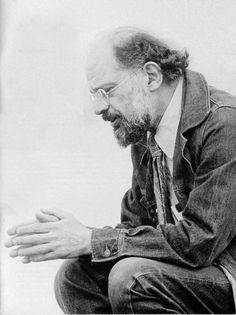 Allen Ginsberg Allen Ginsberg, Beat Generation, Essayist, Story Writer, Jack Kerouac, Beatnik, Spoken Word, Photo Quotes, In A Heartbeat