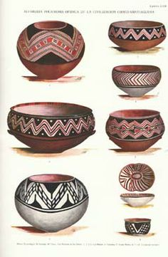 Icaño Native American Design, Native American Pottery, Pottery Vase, Ceramic Pottery, Tire Craft, Xingu, Decorative Gourds, Pueblo Pottery, Vases