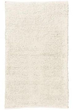 Chenille rug - could I deal with having difficulty vacuuming and the simple style in my livingroom?