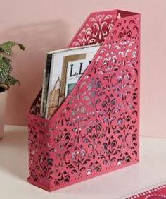 160955808_punched-metal-folder-file-magazine-holder-pink-office-