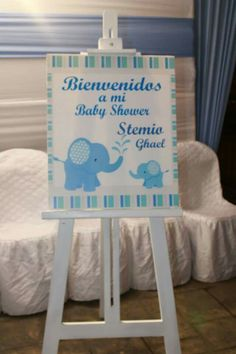 #babyshower #decoración #niño