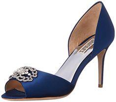 #Shoes -  Badgley Mischka Women's Seneca D'Orsay Pump  $215.00