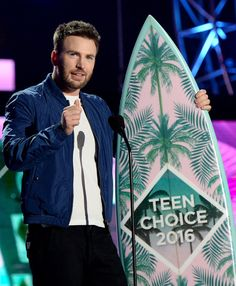 The 2016 Teen Choice Awards