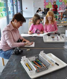 Labeling Materials For All Ages « Making Art with Children