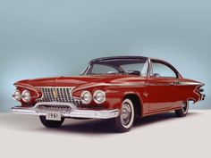 1961 Plymouth Fury Hardtop Coupe | Andrew's Social Media
