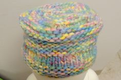 Crocheted Child's Hat (Multi Color) $8.00