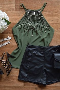 Girl Fashion, Fashion Dresses, Fashion Looks, Womens Fashion, Fashion Trends, Trendy Outfits, Summer Outfits, Cute Outfits, Mode Rockabilly