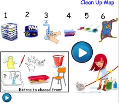 Create your ART out!: Clean Up Map!