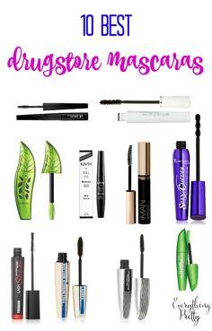 Best Drugstore Mascaras Under $20