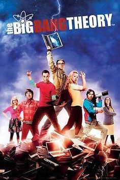 The big bang #theory season five maxi #poster fp2880 - #61x91.5cm free uk postage,  View more on the LINK: http://www.zeppy.io/product/gb/2/271999610895/
