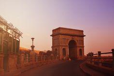 Hartbeespoort Dam Bridge, Pretoria, South Africa - Get this shot at sunrise