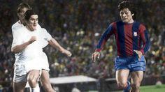 Barcelona: hoy se cumplen 40 años del 5-0 al Real Madrid con Hugo Sotil (VIDEO) #Depor