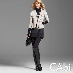 #CAbi – So many reasons to love sweater season. #CAbiClothing #Fallfashion www.janerutherford.cabionline.com
