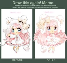 Draw This Again: 2015 by cutesu.deviantart.com on @DeviantArt