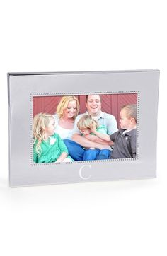 Cathy's Concepts Personalized Frame - Grey