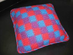 Ravelry: Wrynne's Quilted Diamonds Crochet