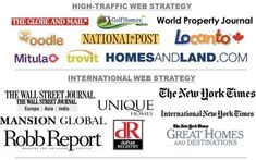 Homes And Land of Montreal Web Syndication Of Montreal, Wall Street Journal, Homes, Houses, Home, Computer Case