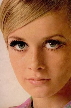 TWIGGY WHO?  article Cover Photo (detail) by OTTO STORCH from vintage McCALL'S July 1967 (minkshmink)
