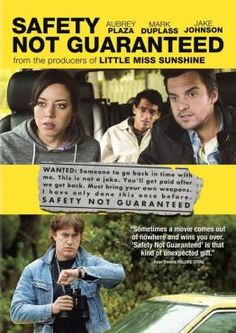 """Safety Not Guaranteed...Absolutely love this movie.....""""stand straight, fall back in line, comb your hair, get to work on time. Everyone in the big machine..."""""""