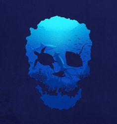 * Ocean of Death ~ by ben6835 *