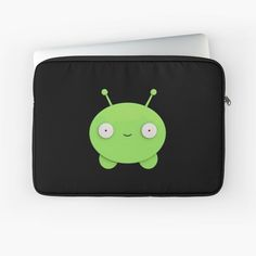 'Mooncake - Final Space' Laptop Sleeve by MattKC Space Tv Shows, Mooncake, Macbook Air Pro, Sleeve Designs, Mug Designs, Back To Black, Sell Your Art, Laptop Sleeves, Finals
