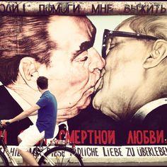 #berlin #berlino #eastsidegallery